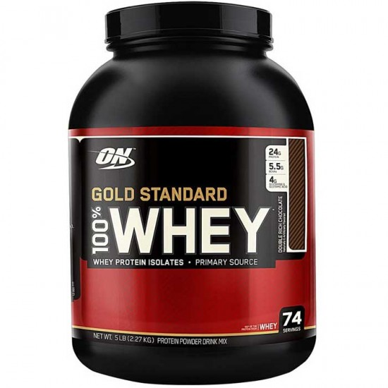100% Whey Gold Standard 2270γρ - Optimum Nutrition / Πρωτεΐνες