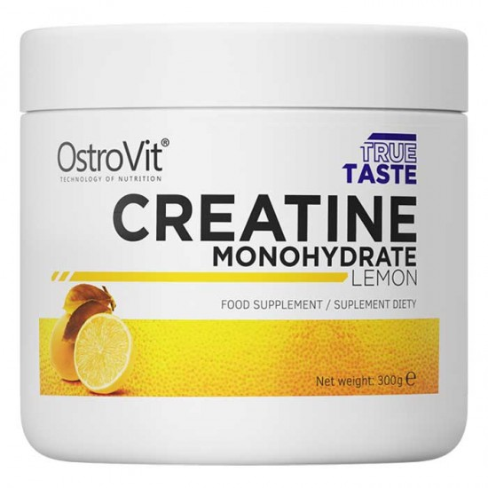 Creatine Monohydrate 300γρ - Ostrovit / Μονοϋδρική Κρεατίνη
