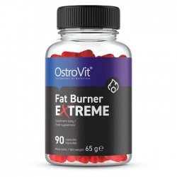 Fat Burner eXtreme 90 caps - OstroVit