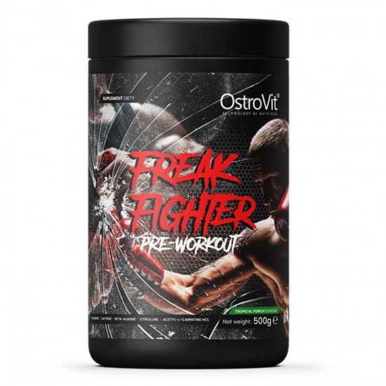 Freak Fighter Pre Workout 500g - OstroVit