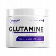Glutamine Pure 300gr - Ostrovit / Αμινοξέα - Καθαρή Γλουταμίνη