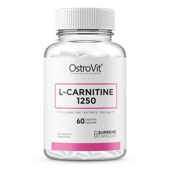 L-Carnitine 1250 60 caps - OstroVit
