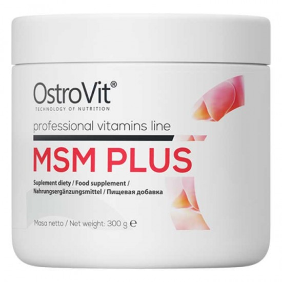MSM Plus 300g - OstroVit