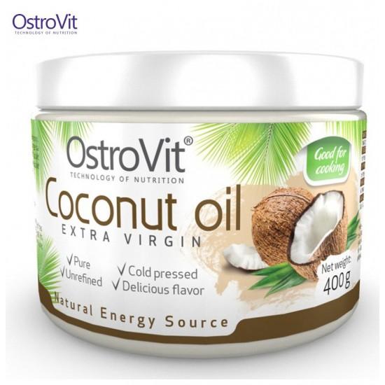 Coconut Oil Extra Virgin 400γρ - Ostrovit / Έλαιο Καρύδας