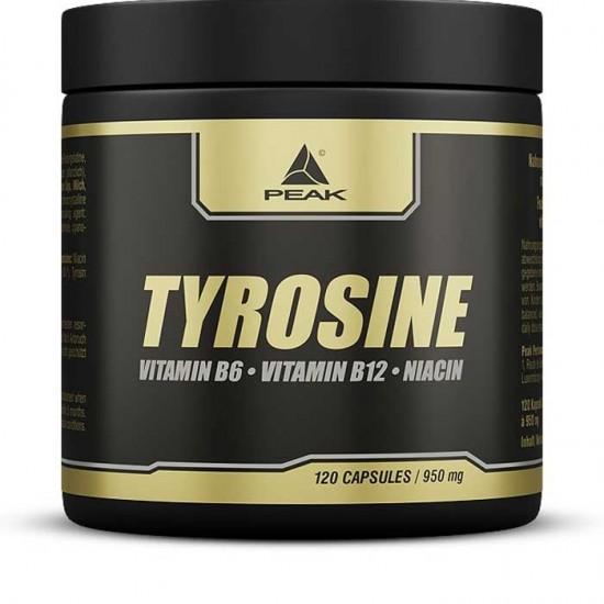 Tyrosine 120 caps - Peak