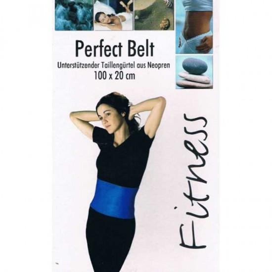 Ζώνη υποστήριξης & εφίδρωσης για τη μέση Perfect Belt / 100x20cm