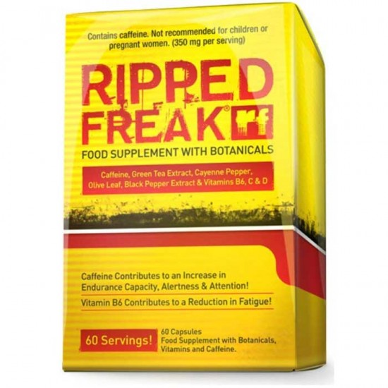 Ripped Freak 60caps - PharmaFreak