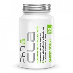 CLA 90 softgels - PhD
