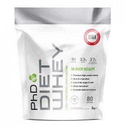 Diet Whey 2000gr Phd