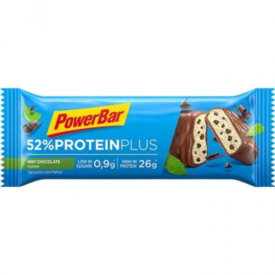 52% Protein Plus bar 50γρ - PowerBar / Μπάρα Πρωτεϊνης