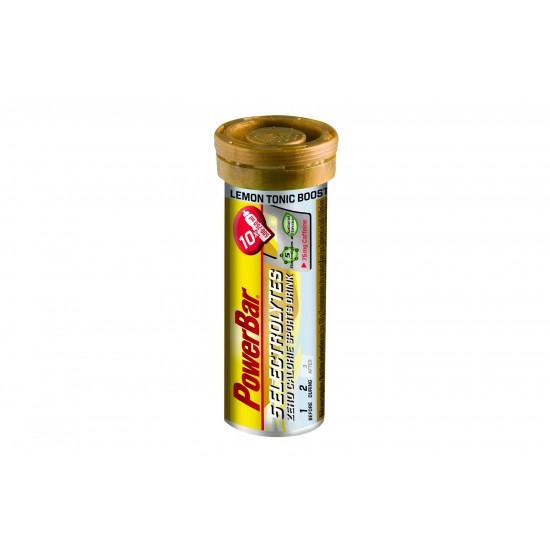 5 Electrolytes plus Caffeine Sports Drink 10 Αναβραζόμενα Δισκία - Powerbar / Ηλεκτρολύτες