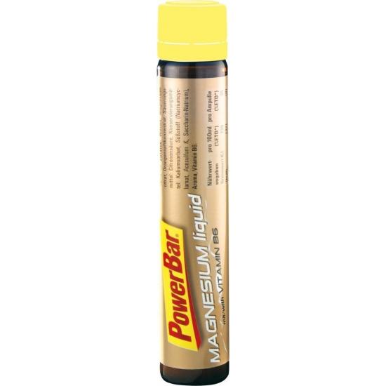 Magnesium Liquid Αμπούλα Μαγνήσιο - Powerbar / Μέταλλα