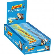 Protein Plus Bar Low Sugar 30x35γρ PowerBar / Μπάρες