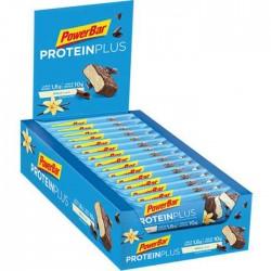 Protein Plus Bar Low Sugar 30x35γρ PowerBar / Μπάρες