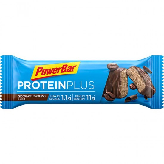 Protein Plus Bar Low Sugar 35γρ PowerBar / Μπάρες
