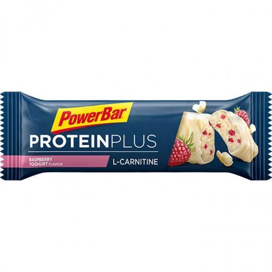 Protein Plus + L-Carnitine 35gr bar - Powerbar