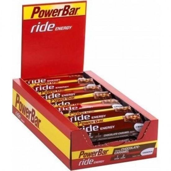 Ride Energy Bar 18x55gr - PowerBar / Ενεργειακή Μπάρα