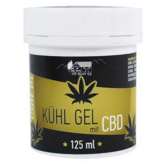 Cooling gel with CBD 125ml - Pullach Hof / Kühl Ψυκτικό Gel
