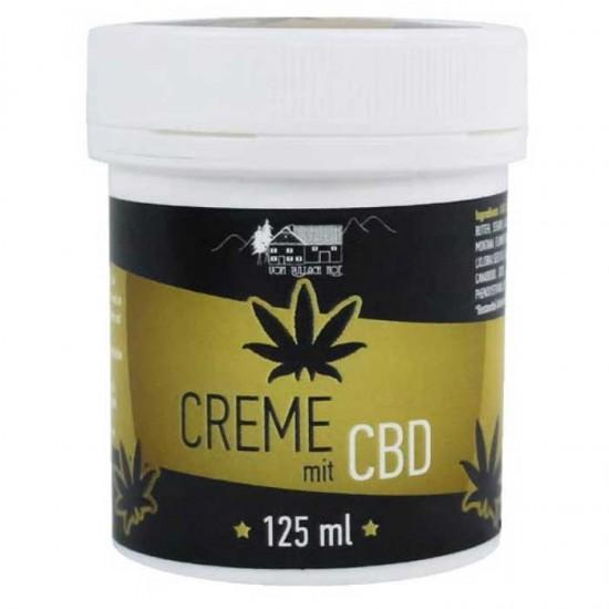 Cream with CBD 125ml - Pullach Hof