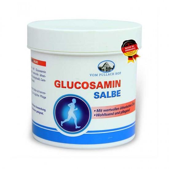 Glucosamin Salbe 250ml - Pullach Hof / Αλοιφή Γλυκοζαμίνης για Αρθρώσεις