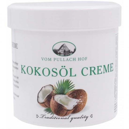 Kokosöl Creme 250ml - Pullach Hof / Κρέμα από λάδι καρύδας