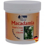 Macadamia Κρέμα χεριών με Γλυκερίνη 250ml - Pullach Hof