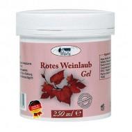 Rotes Weinlaub Gel 250ml - Pullach Hof / κρέμα για κουρασμένα πόδια και φλέβες
