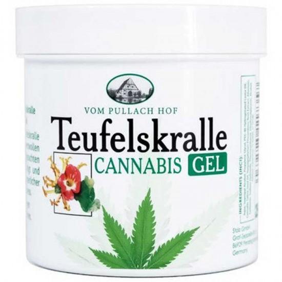 Teufelskralle Cannabis Gel 250 ml - Pullach Hof / Αρπαγόφυτο Devil's Claw