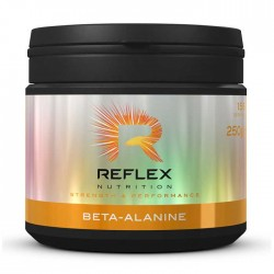Beta Alanine 250gr - Reflex Nutrition