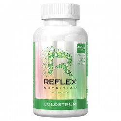 Colostrum 450mg 100 κάψουλες - Reflex Nutrition / Ανοσοποιητικό