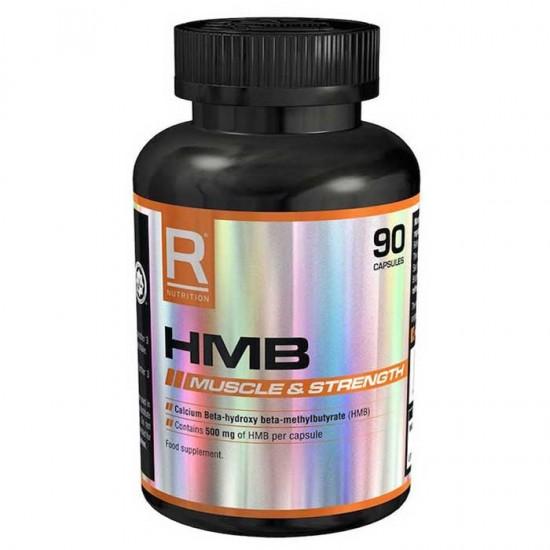 HMB Calcium Beta 500mg - 90 caps Reflex / Αποκατάσταση (Recovery)