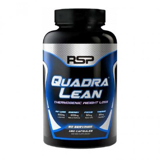 QuadraLean Thermognic 180 caps - RSP Nutrition