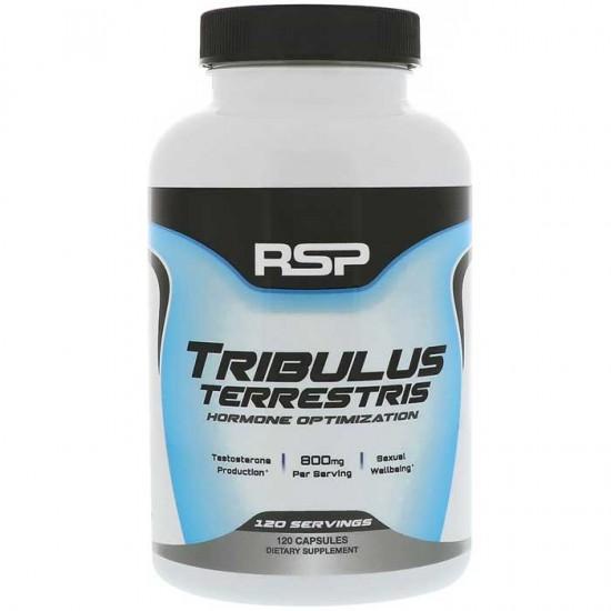 Tribulus Terrestris 800 mg 120 caps - RSP Nutrition