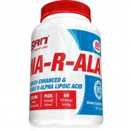 Na-R-ALA Alpha Lipoic Acid 100 mg 60 caps - San / Αντιοξειδωτικό