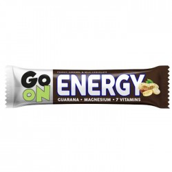 GO ON nut-caramel energy bar 50g