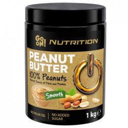 Go On Nutrition Peanut Butter 1kg - Sante / Φυστικοβούτυρο