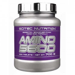 Amino 5600 500 tabs - Scitec / Αμινοξέα