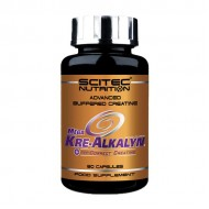 Kre-Alkalyn Mega 80 caps - Scitec Nutrition