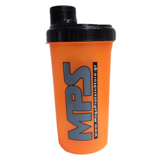 MPS Protein Shaker 700ml - Megaproteinstore / Σέικερ Πρωτεΐνης