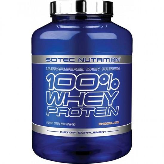 Scitec 100% Whey Protein 2.350 γρ / Πρωτεϊνη Γράμμωσης