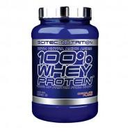 Scitec 100% Whey Protein 920 γρ / Πρωτεϊνη Γράμμωσης