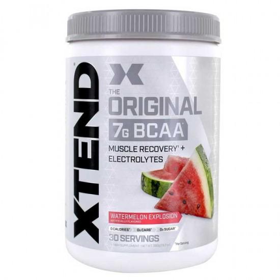 Xtend BCAAs 30 servings (440g) - Scivation