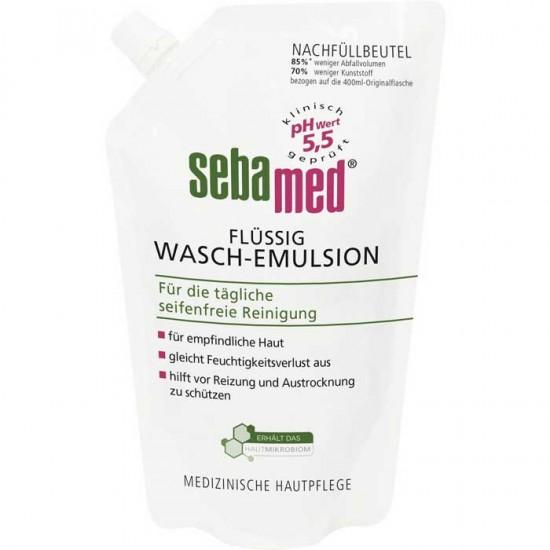 Liquid Face & Body Wash Refill 400ml - Sebamed
