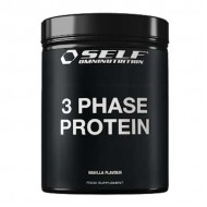 3 Phase 8 Hours Protein 1kg - Self / Πρωτεΐνη Γράμμωσης 86%