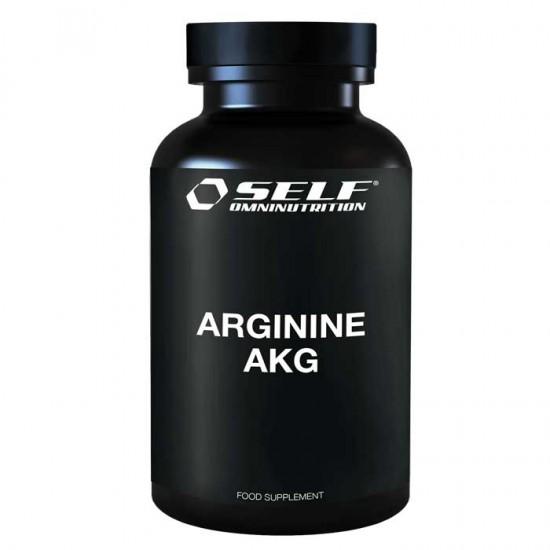 AAKG Arginine Alpha-Ketoglutarate 100 tabs - Self / Αμινοξέα Προεξασκητικό
