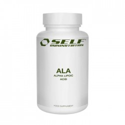 ALA Alpha Lipoic Acid 120 κάψουλες -Self / Ειδικά Προϊόντα