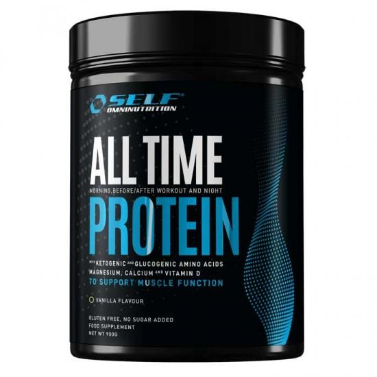 All Time Protein 900gr - SELF Omninutrition / Πρωτεΐνη 80% (whey, egg, casein, hydrolyzed)
