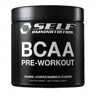 BCAA Pre-Workout 300γρ - Self Omninutrition / Αμινοξέα Σκόνη Προεξασκητικό