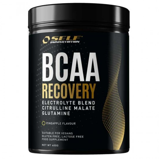 BCAA Recovery 400g - Self Omninutrition