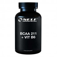 BCAA + vit B6 100 tabs - Self Omninutrition
